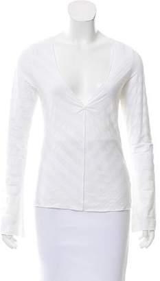 Ella Moss Long Sleeve Jersey Top