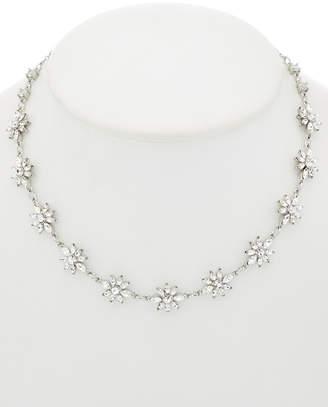 Carolee Flower Stone Statement Necklace