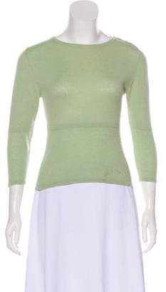 Carrie Forbes Long Sleeve Crew Neck Sweater