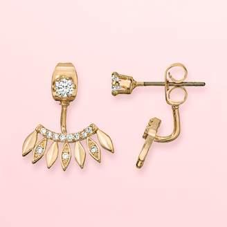 Lauren Conrad Front-Back Earrings
