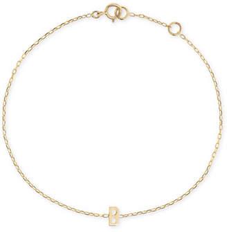 STONE AND STRAND - 14-karat Gold Bracelet
