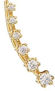 Sara Weinstock Women's 6-Diamond Ear Wire