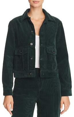 AG Jeans Corduroy Trucker Jacket