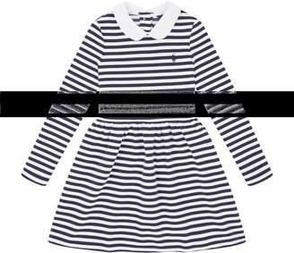 Polo Ralph Lauren Stripe Collar Dress