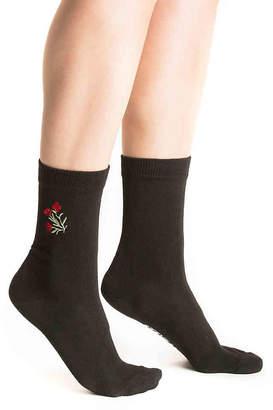 Steve Madden Rose Crew Socks - 3 Pack - Women's