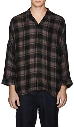 Chapter MEN'S CHECKED CAMP SHIRT