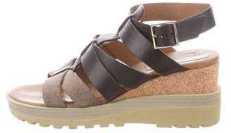 See by Chloe Leather Ankle Strap Sandals