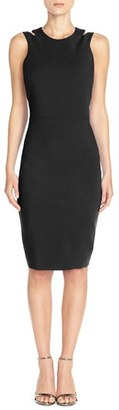 Women's French Connection Whisper Light Cutout Dress $198 thestylecure.com