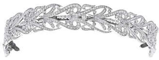 Crislu ANDREW PRINCE BY Scroll Bridal Headband