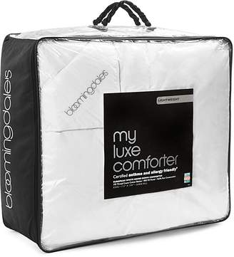 Bloomingdale's My Luxe Asthma & Allergy Friendly Lightweight Down Comforter, King - 100% Exclusive