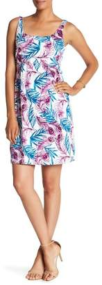 Tommy Bahama Fronds Of A Feather Tank Dress