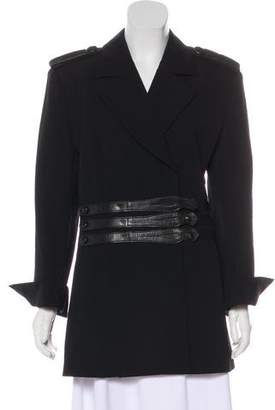 Christian Dior Structured Short Coat