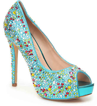 Lauren Lorraine Candy Platform Pump - Women's