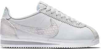 Nike Classic Cortez Pure Platinum Snake (W)