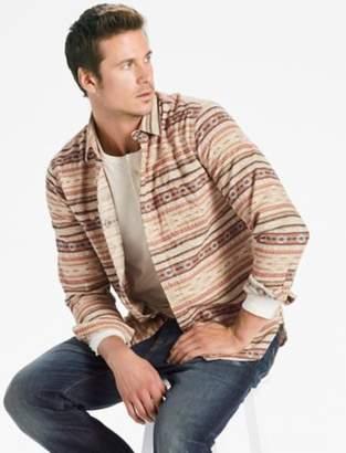 Lucky Brand Sierra Flannel Workshirt