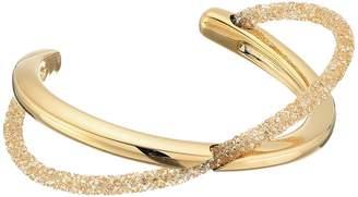 Swarovski Crystaldust Cross Cuff Bracelet Bracelet