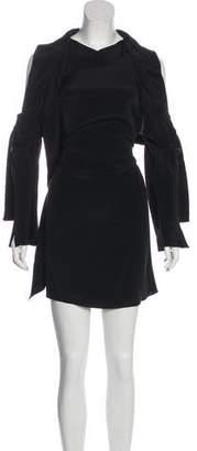3.1 Phillip Lim Silk Cutout Dress w/ Tags