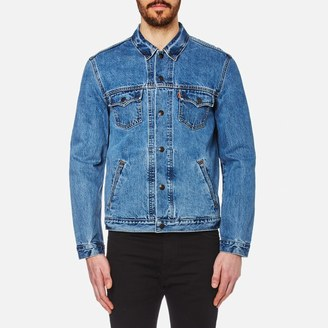 Levi's Orange Tab Men's Trucker Jacket
