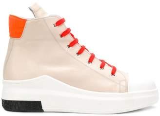 Cinzia Araia Araia 74 hi-top sneakers