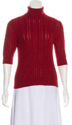 Michael Kors Cable Knit Cashmere Sweater Cable Knit Cashmere Sweater