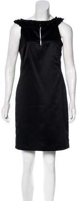 Ted Baker Sleeveless Mini Dress