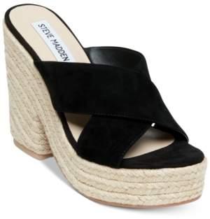 e5ea69986b3f Steve Madden Wedge Heel Sandals For Women - ShopStyle Australia