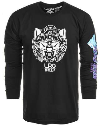 Lrg Men's Panda Long Sleeve T-Shirt