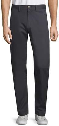 Ben Sherman Men's Script Stretch Cotton Chino Pants