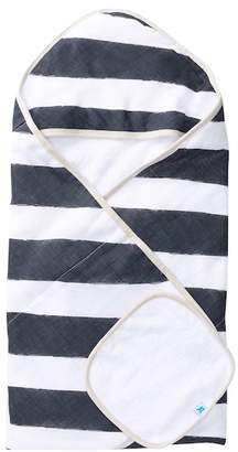 Little Unicorn Cotton Hooded Towel & Washcloth Set