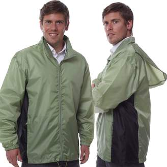totes TMP500 Men's Packable Rain Jacket 2XL