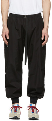 Stella McCartney Black Zip Pocket Trousers