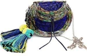 Sam Edelman Dree Beads Embellished Mini Bag