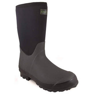 SMOKY MOUNTAIN Smoky Mountain Mens Rain Boots Slip Resistant