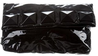 Marc Jacobs Marc Jacobs Patent Leather Clutch