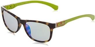 Calvin Klein Jeans Women''s Wayfarer Eye Sunglasses,55