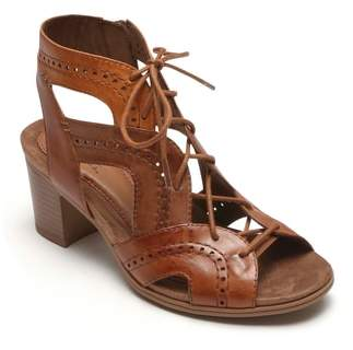 Rockport Cobb Hill Hattie Lace-up Sandal
