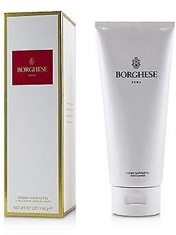 Borghese NEW Crema Saponetta Creme Cleanser 190g Womens Skin Care