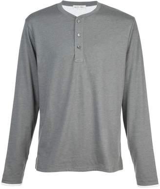 Alex Mill longsleeved henley T-shirt