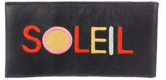 Lizzie Fortunato Leather Sunglasses Case