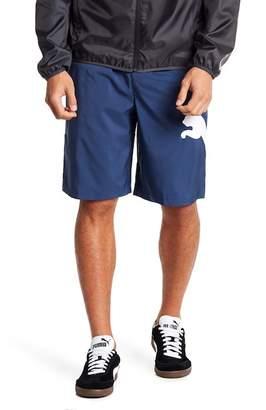 Puma Big Cat Woven Shorts