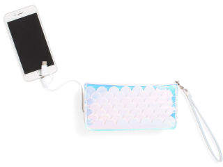 Mermaid Charging Wallet