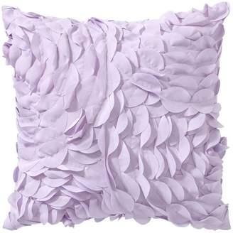 Pottery Barn Teen Pretty Petals Pillow, 14x14, Lavender