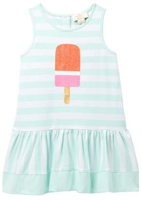 Kate Spade ice pop stripe dress (Toddler & Little Girls)