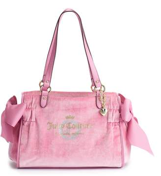 Juicy Couture Glitteratzi Satchel Bag