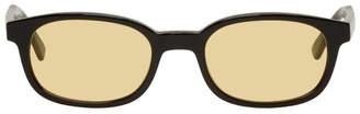 Noon Goons Black and Yellow Unibase Sunglasses
