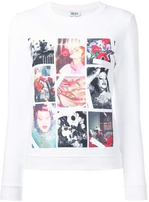 Kenzo long sleeve T-shirt