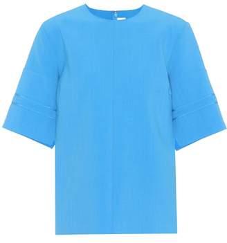 Victoria Beckham Victoria Crêpe T-shirt