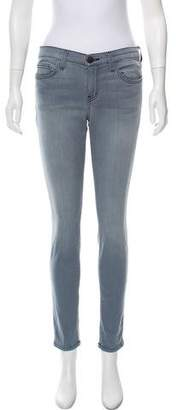 Current/Elliott Ankle Skinny Cheville Mid-Rise Jeans w/ Tags