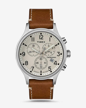Express Timex Scout Chronograph Watch