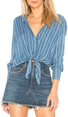 Bella Dahl Tie Front Shirt